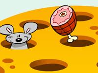 لعبة ضرب الفأر بالمطرقة