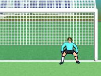 لعبة رياضية وضربات الجزاء