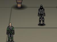 لعبة قتال ظل المحارب