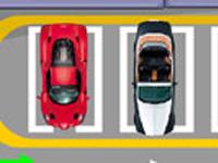 لعبة سيارات مواقف السيارات الجديدة