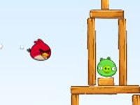 لعبة اكشن الطيور الغاضبة angrz beirds