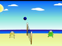 لعبة رياضية كرة القدم الرملية الرائعة