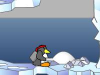 لعبة مغامرات البطريق القطبي الجديد