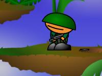لعبة اكشن حرب الجنود الصغيرة الجديدة
