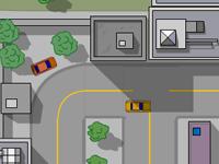لعبة سيارات حرامي السيارات الخطيرة