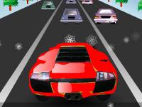 لعبة سيارات العصر الجديد الممتعة