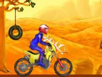 لعبة دبابات دراجات السباق الخطير