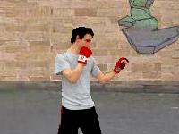لعبة قتال النزول للشارع والقتال