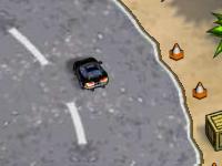 لعبة سيارات سباقات النزلاقات الرائعة