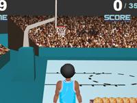 العاب رياضية لعبة رياضية كرة السلة ثلاثية الابعاد