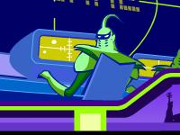 العاب جريندايزر  لعبة غرندايزر مغامرات الفضاء الجديدة