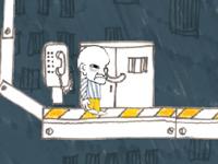 العاب لعبة مغامرات السجين الهارب الخطير