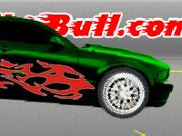 العاب لعبة سيارات والسباق الخطير