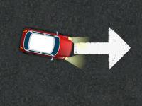 العاب لعبة سيارات وجنون التوقيف الصحيح والقيادة السليمة في المواقف الخطرة