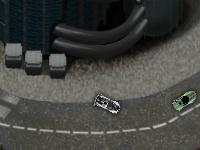 العاب لعبة سيارات والمكان الأول في إجراء السباقات السريعة