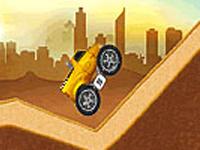 العاب لعبة سيارات وقيادة سيارة شاحنة الهمر السريعة على الطريق الوعرة