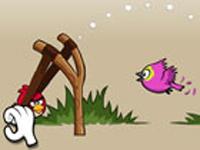 لعبة فلاش الطيور الغاضبة اون لاين 2