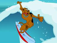 لعبة تزلج سكوبي دو على الموج الجديدة