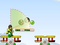 لعبة بن تن والقفز فوق الطائرات المروحية الخطيرة