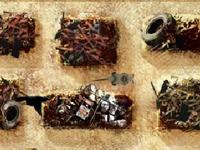 لعبة مغامرات الفأر العالق في متاهة القمامة