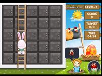 لعبة الأرنب وإحضار الهدايا الجديدة