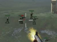 لعبة اكشن والقتال الرهيب بالبندقية القوية