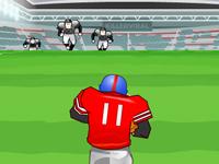 لعبة كرة القدم الامريكية