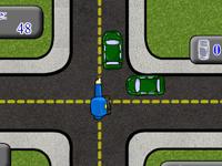 لعبة سيارات توجيه السيارات ذات الألوان المختلفة