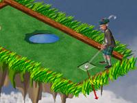 لعبة رياضة الغولف