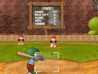 لعبة رياضية البيسبول الجميلة جدا