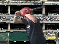 لعبة رياضية والبيسبول السوبر الرائع