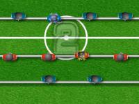 لعبة كرة قدم الطاولة الجديدة