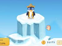 لعبة تلبيس البطريق القطبي