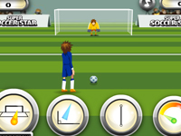 لعبة رياضية وكرة القدم الخارقة