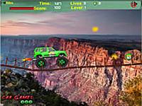 لعبة بن تن والسيارة الخضراء الكبيرة