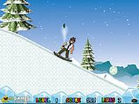 لعبة بن تن والتزلج على الجليد