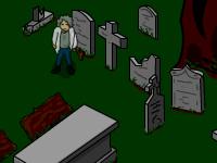 لعبة مقبرة الاشباح
