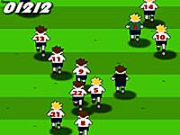 لعبة كرة قدم وتدريبات الفريق العالمي