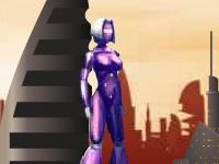 لعبة مغامرة الربوت الآلي