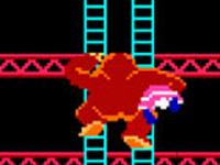 لعبة ماريو والقرد