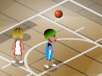 لعبة كرة سلة 2009