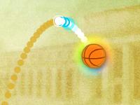 لعبة كرة سلة عالمية