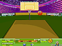 لعبة كرة سلة للاطفال
