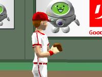 لعبة البيسبول الاحترافية جدا
