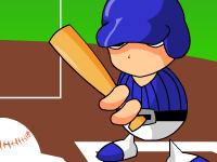 لعبة بيسبول حديثة ورائعة