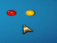لعبة بلياردو مسلية للصغار