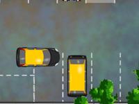 لعبة ركن السيارات الجديدة