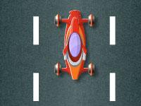 لعبة سباق سيارة الفورميلا السريعة