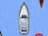 لعبة القوارب السريعة