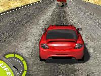لعبة سباق السيارات القديمة الكلاسيكية